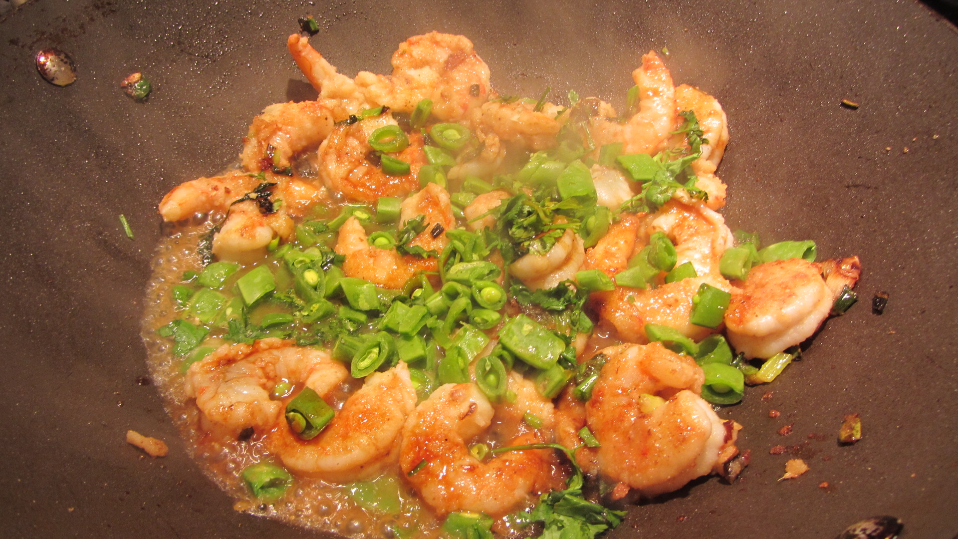 fried rice shrimp broccoli and scallion fried rice recipes dishmaps ...